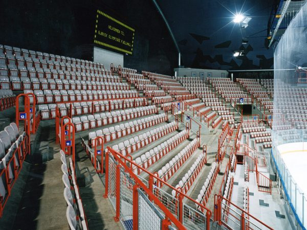 Tip Up Stadium Spectator Seats