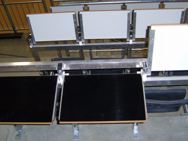 Spectator Seating Accessories